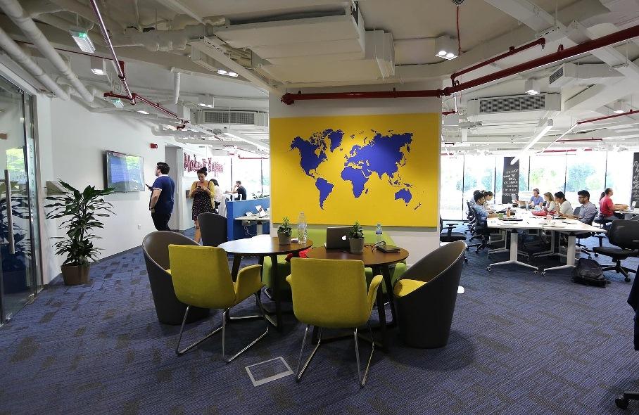 Лучшее место в Дубаи для IT стартапов!